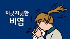 비염, 방치하면 치매 위험 높다?