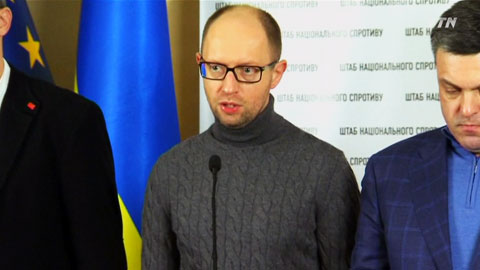 우크라이나 사태, 서방·러시아 외교전 비화