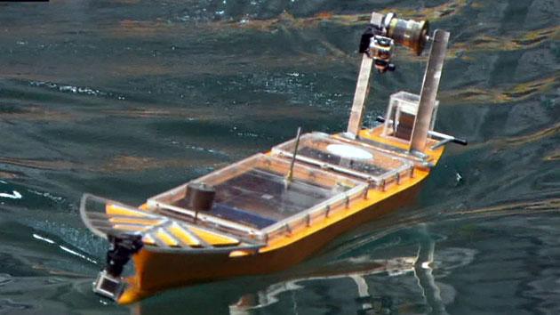 日, 침몰 원인 시뮬레이션으로 분석