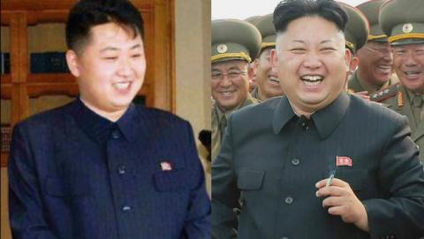 김정은, 장성택 처형이후 100kg→120kg
