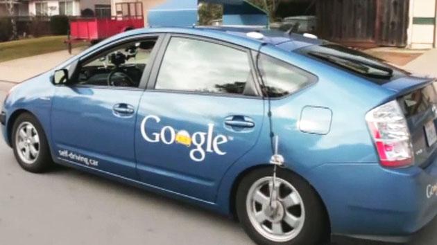 진화하는 무인자동차…도심 주행도 성공