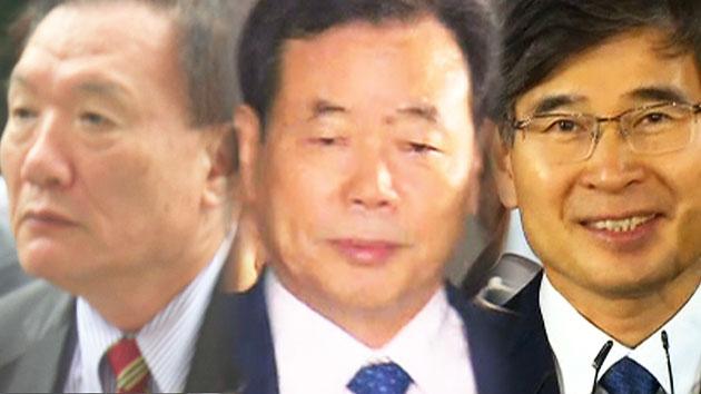여야 의원 3명 영장 발부…2명 기각