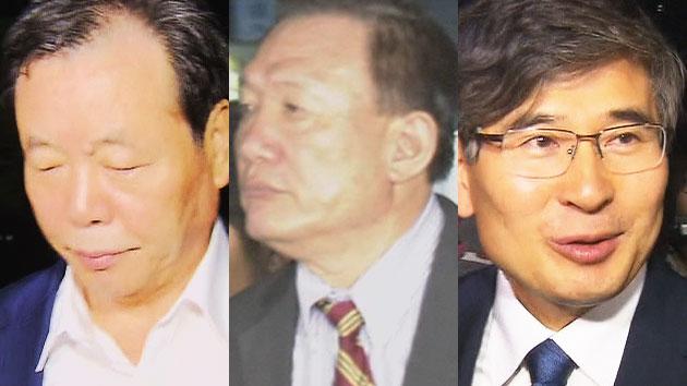 여야 의원 3명 구속·2명 영장 기각