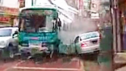 CCTV로 본 사고…왜 유독 마을버스가 많나?