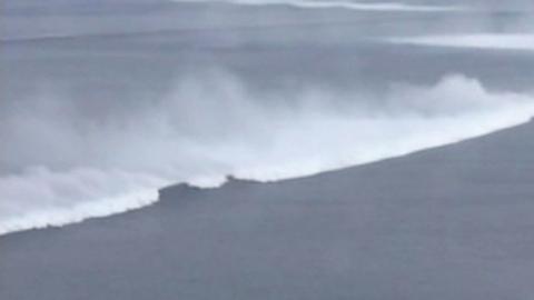 日 지진 발생 후 1시간 반이면 동해안에 '쓰나미'