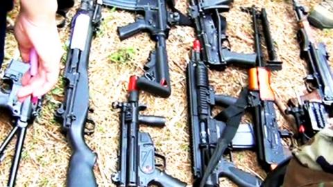 '사람 잡는 BB총'…개조총으로 서바이벌 게임
