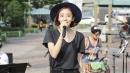 손담비, 첫 버스킹 도전…홍대서 게릴라 공연