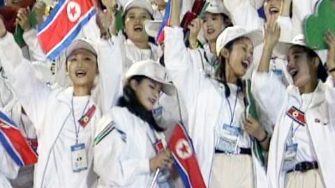 """北 """"아시안게임에 응원단 파견 안해""""…이유는?"""