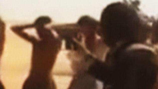 IS, '시리아군 수백 명 처형' 영상 공개
