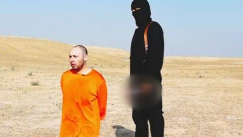 """IS, 미국인 기자 또 참수…""""다음은 영국인"""""""