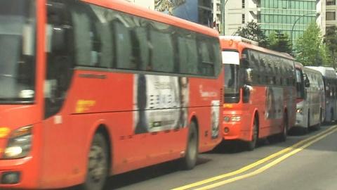 경기남부버스 내일 파업 예고…출근길 대란오나