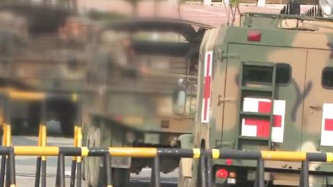 해병대 수류탄 폭발 중상입은 훈련병 사망