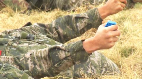 해병대 훈련 중 수류탄 폭발…훈련병 1명 사망