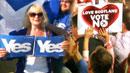 스코틀랜드, 오늘 '英에서 독립' 투표…총력전