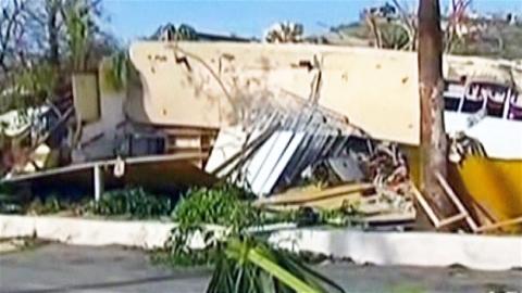 허리케인 '오딜' 피해로 한인 2명 사망·실종