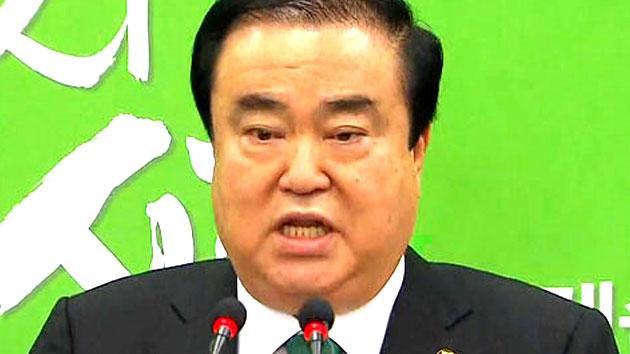 [속보] 새정치 비대위원장에 문희상 의원 추대