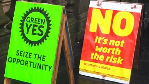 스코틀랜드 '독립 투표' 종료…결과에 '촉각'