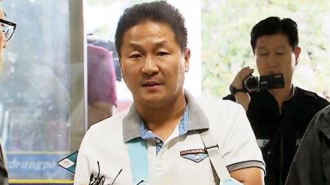 '폭행 혐의' 세월호 유가족 5명 전원 입건