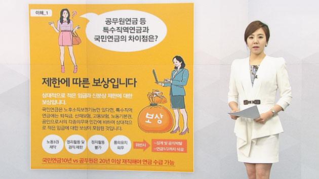 """""""공무원연금 특혜 아니다""""…공무원노조 입장은?"""
