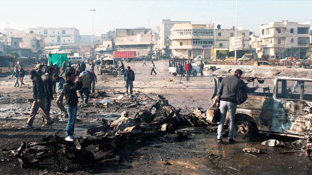 """美, """"시리아 공습, 시작에 불과"""""""