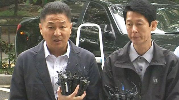 [속보] '폭행 혐의' 세월호 유가족 영장 기각