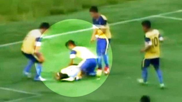 인도 축구선수, 골 넣고 '세리머니'하다 사망