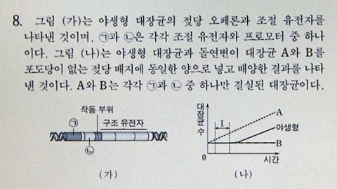 오늘 결과 발표…생명과학Ⅱ 복수정답 인정?