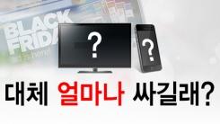 [한컷] 블랙프라이데이 '아이폰이 10만 원?'