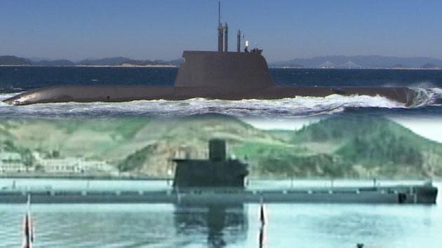 '장보고Ⅲ vs 北 신형잠수함' 남북 신무기 비교