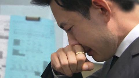 박창진 사무장의 눈물 '자존감 찾기 위해…'