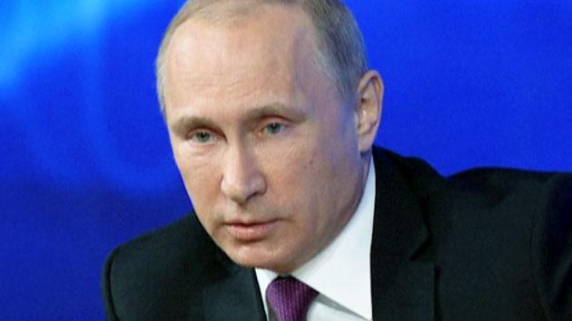 [속보] 푸틴, 김정은 5월 러시아 방문 초청