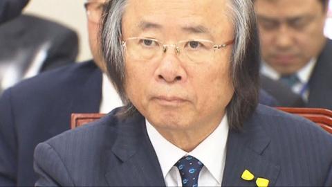 [속보] 朴대통령, 이주영 장관 사의 받아들여