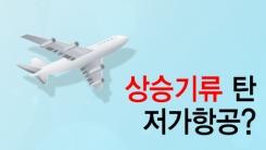 [한컷뉴스] 저가항공사는 '고공비행' 중?