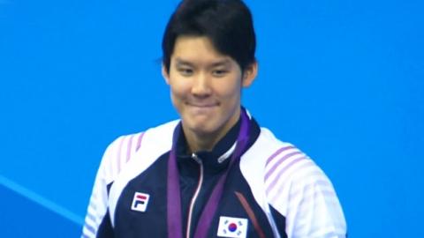 박태환 도핑 양성…선수 생명·메달 박탈 위기