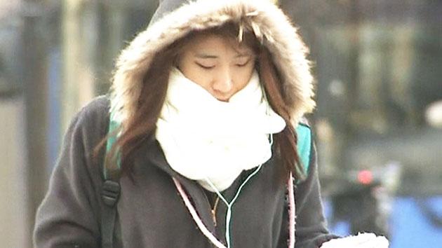 오늘 아침 추위 절정…출근길 옷차림 두둑히!