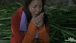 '정글' 윤세아 첫날부터 구토…혹독한 신고식
