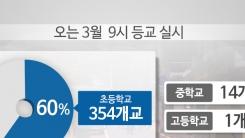 [한컷뉴스] 서울 아이들도 9시 등교한다