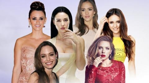 세상에서 가장 아름다운 女는?…제시카알바 3위