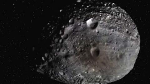 왜행성 '세레스' 미스테리 흰점…외계인 흔적?