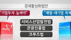 [한컷뉴스] '경제활성화 법안' 자칫하면 터진다