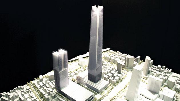 제2롯데 보다 높은 571m…현대차 '115층 사옥 건립'