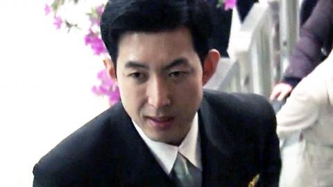 58일 만의 출근…공항에서 만난 박창진 사무장