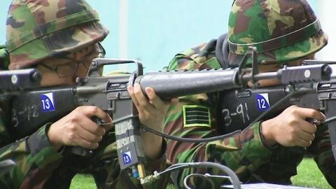 예비군 '카빈총' 역사 속으로…M16으로 교체