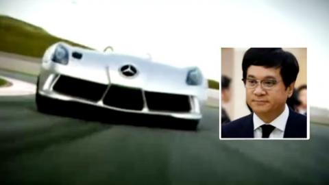 [단독] CJ 이재현 회장, 회삿돈으로 '슈퍼카' 구입?