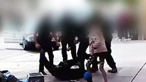 미 경찰 5명, 노숙인 사살…과잉대응 논란