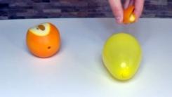 아무도 몰랐던 오렌지 껍질의 위력 '펑'