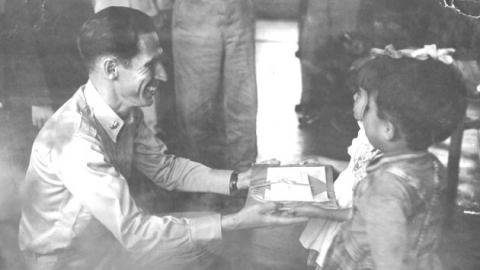 6·25 전쟁 당시, 고아 천 명 구한 참전용사 별세
