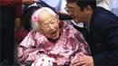 세계 최고령 日 할머니, 117세 생일 맞아