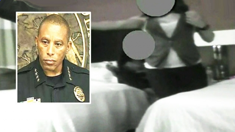 '성매매 함정 단속'에 딱 걸린 美 경찰서장