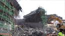 100층 돌파 하루 만에 사고…안전 관리 또 도마에